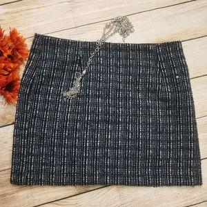 🦋🦋Kenar Tweed Mini Skirt. Size 10🦋🦋